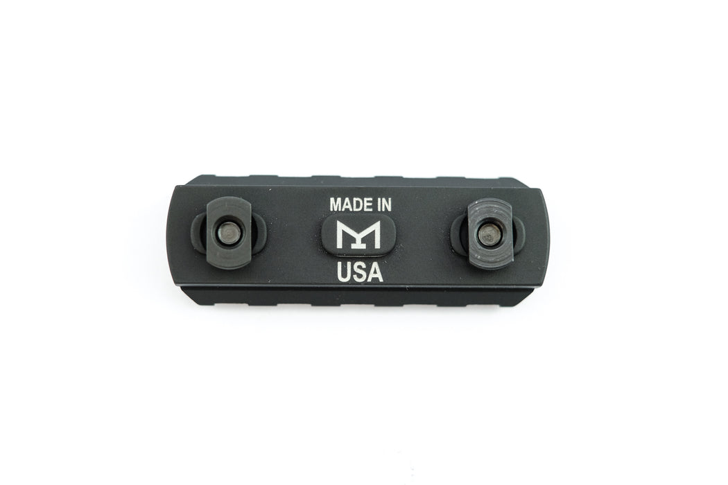 Dirty Bird 5-Slot Aluminum M-LOK Rail Section