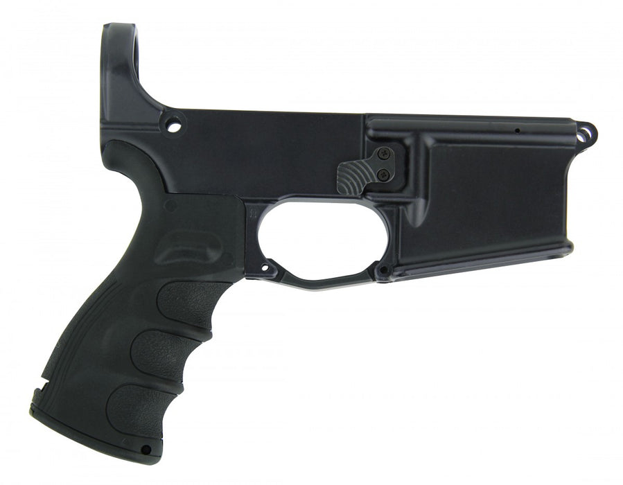 Dirty Bird Extended Mag Release - Black