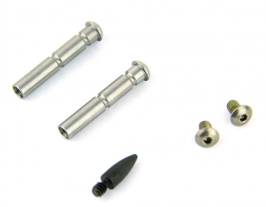 Dirty Bird Industries AR-15 Anti-Walk Pin Set - Stainless Steel