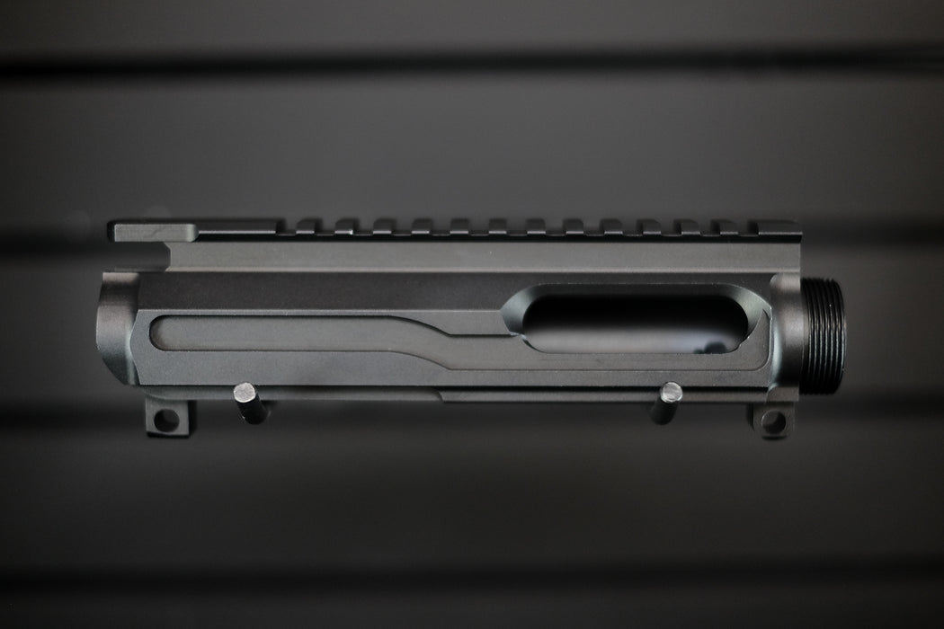 New Frontier Pistol Caliber Billet AR-9/45 Slick Side Upper with LRBHO