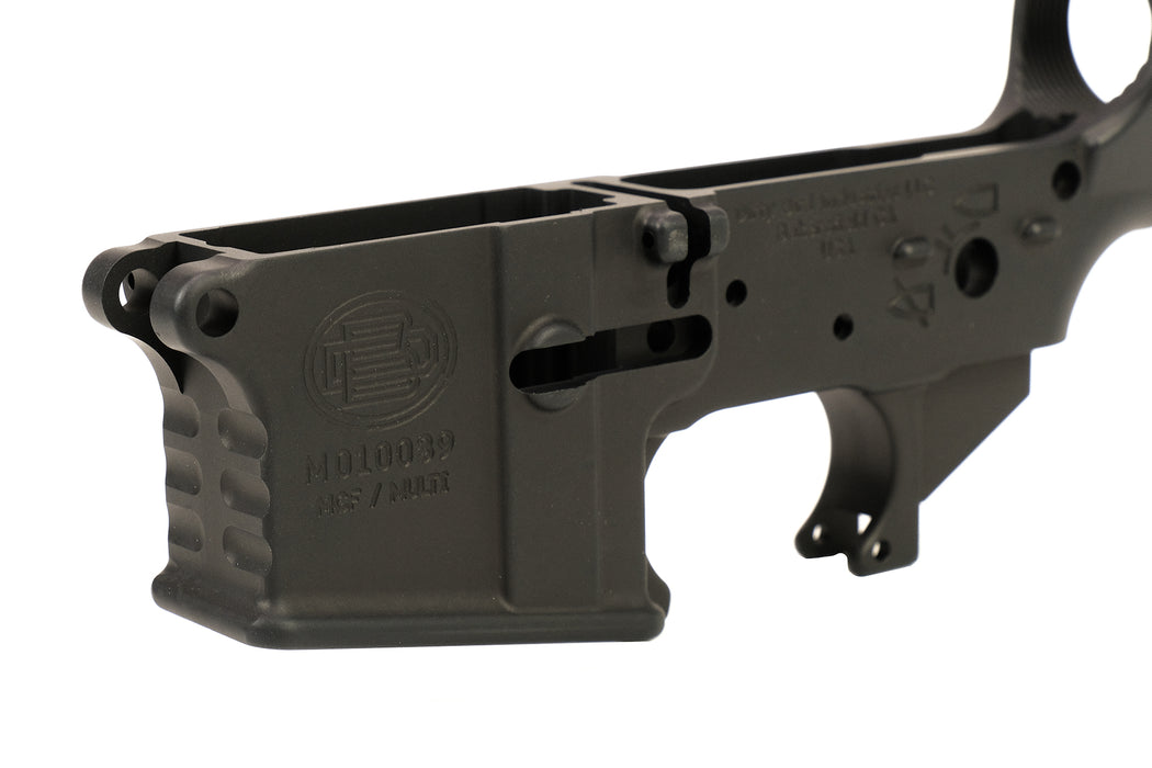 Dirty Bird AR-15 Multi-Cal Forged Lower Receiver