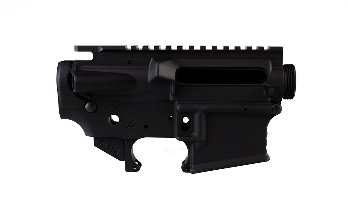 Dirty Bird AR-15 Multi-Cal Forged Receiver Set