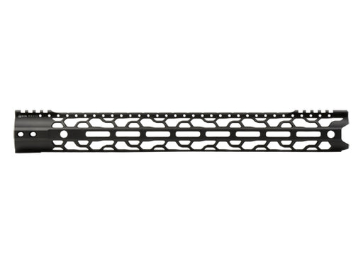 "ODIN Works 17.5"" M-LOK 308 O2 Lite Handguard - High Profile"