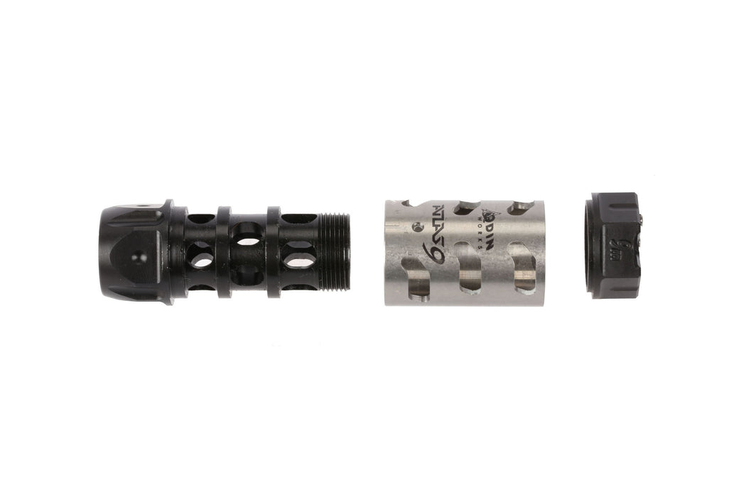 ODIN Works 9 mm Atlas Compensator 1/2-36 threads