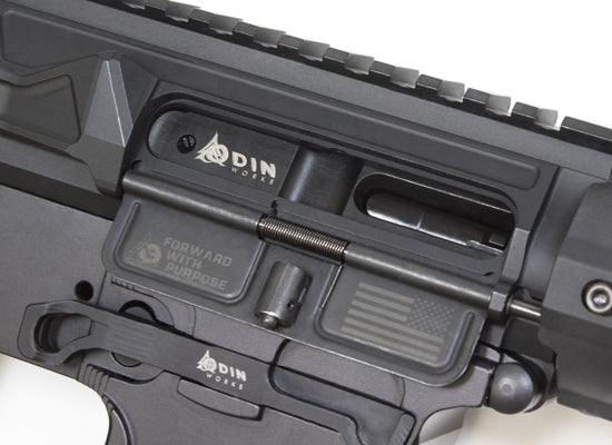 ODIN Works 9mm Black Nitride Bolt Carrier Group
