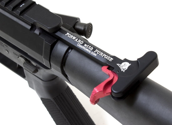 ODIN Works AR-10 / LR-308 Extended Latch Charging Handle