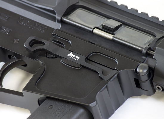 ODIN Works Extended Glock Magazine Release - New Frontier Style