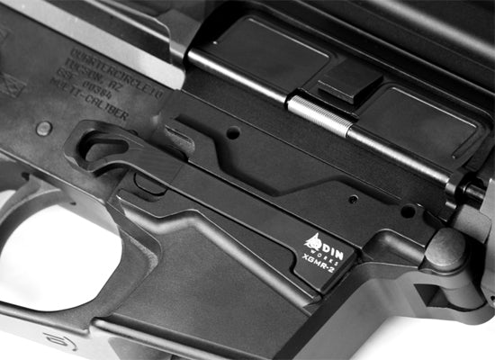 ODIN Works Extended Glock Magazine Release - QC 10 Style
