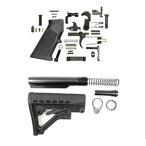 Omega Lower Build Kit w/ Odin Works LPK