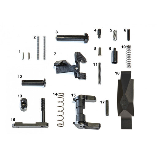 Geissele Ultra Duty Lower Parts Kit