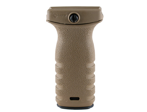 MFT REACT Short Vertical Grip - SDE