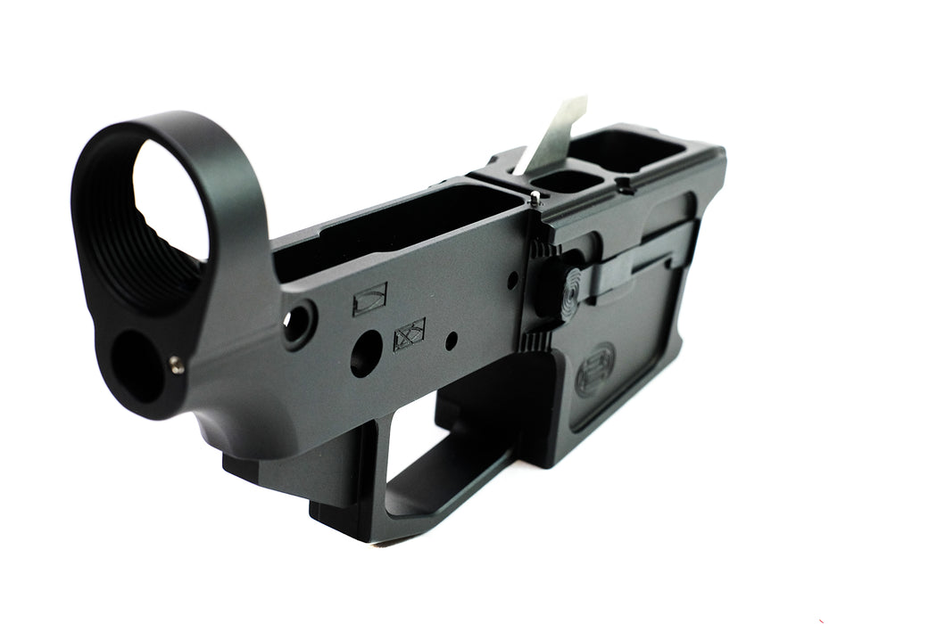 Dirty Bird DB9 9mm Billet Lower Receiver - CA Compliant