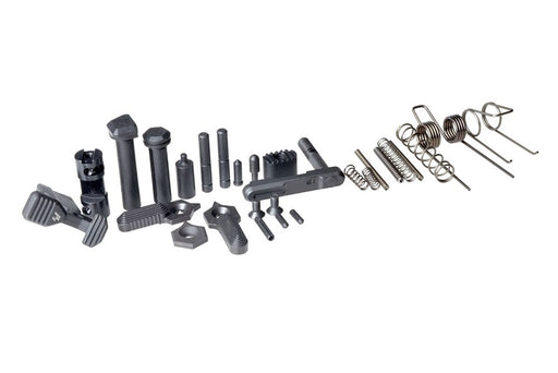 Strike Industries AR-15 Enhanced Lower Receiver Parts Kit LESS Trigger, Hammer & Disconnect for .223/5.56