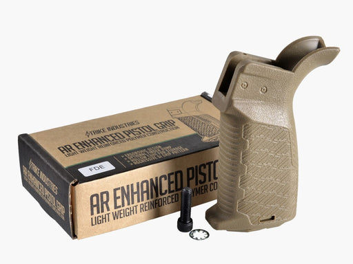 Strike Industries AR Enhanced Pistol Grip - FDE