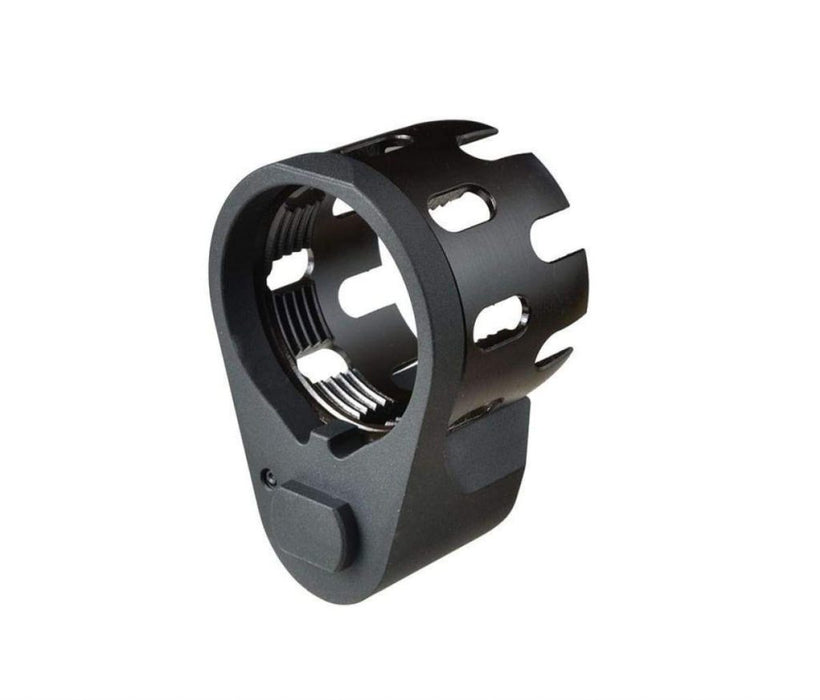 AR15 Enhanced Castle Nut & Extended QD End Plate
