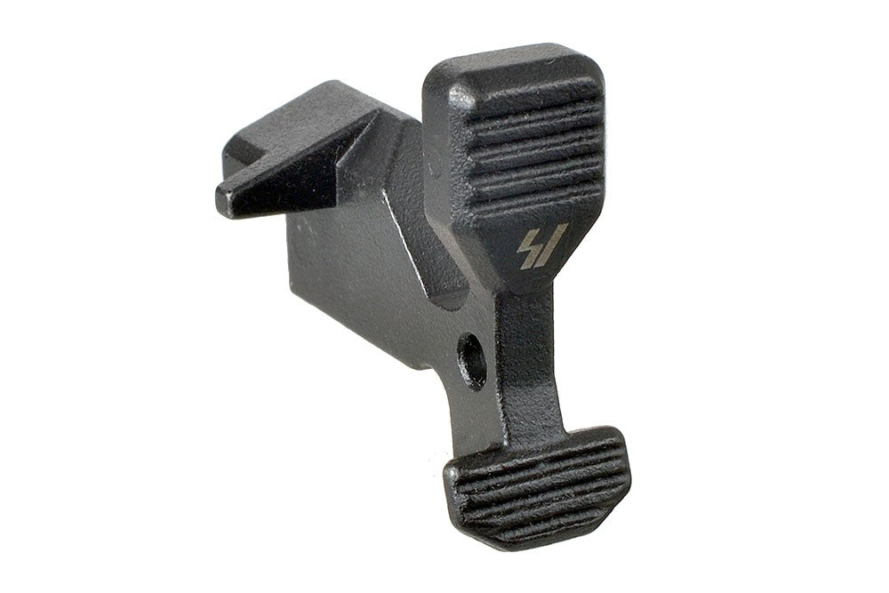 Strike Industries Enhanced Bolt Catch - Black