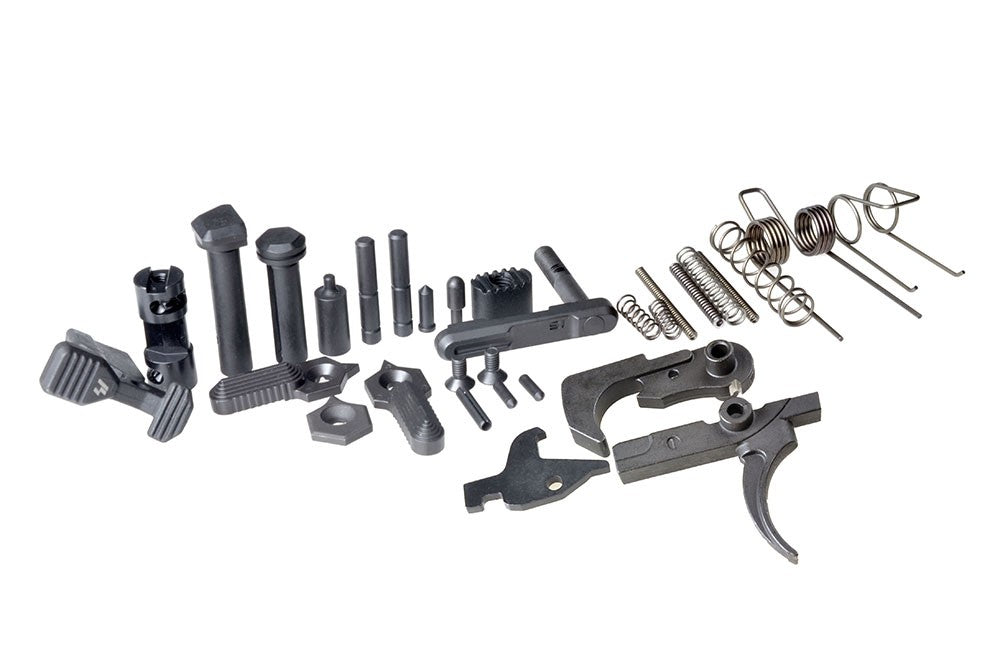 Strike Industries AR-15 Enhanced Lower Receiver Parts Kit with Trigger, Hammer & Disconnect for .223/5.56
