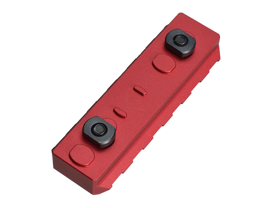Strike Industries Link Rail Section 6 Slots Fits Most KeyMod & M-Lok Version Mounting Surfaces