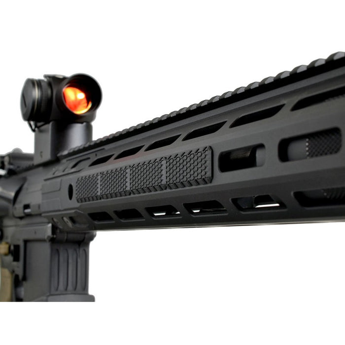 Strike Industries M-LOK Rail Covers - V2 - (Black, FDE)