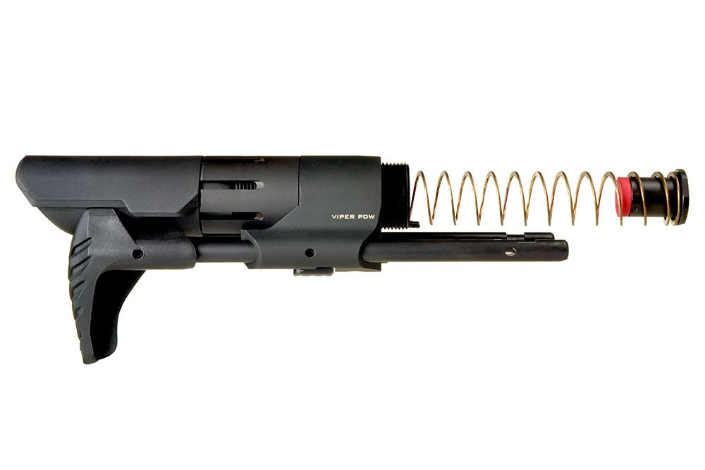Strike Industries Viper PDW Stock - Black