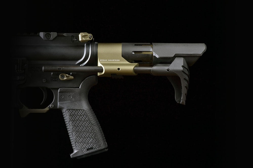 Strike Industries Viper PDW Stock - FDE
