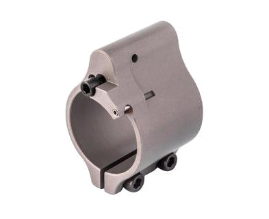 Superlative Arms .936 Adjustable Gas Block - Clamp On - Stainless Steel