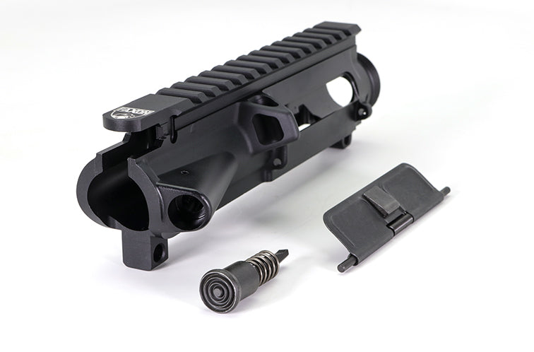 Faxon Firearms Upper Receiver - Forged 7075-T6 - Complete - Anodized