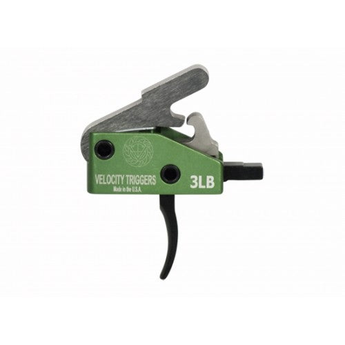 Velocity Drop-in Trigger for AR-15 - Curved - 3lb