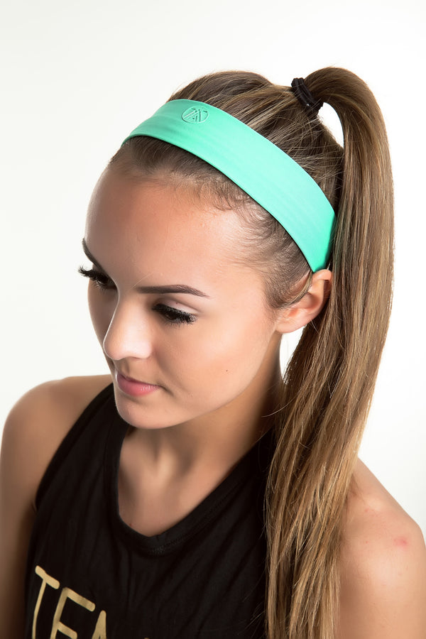 TEMA Athletics Headband - Teal