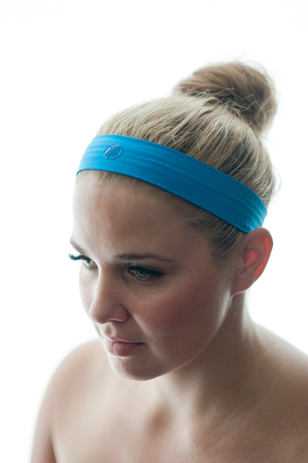 TEMA Athletics Headband - Blue