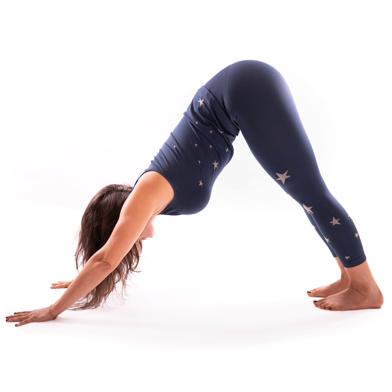 Seamless Blue Star Activewear Tank