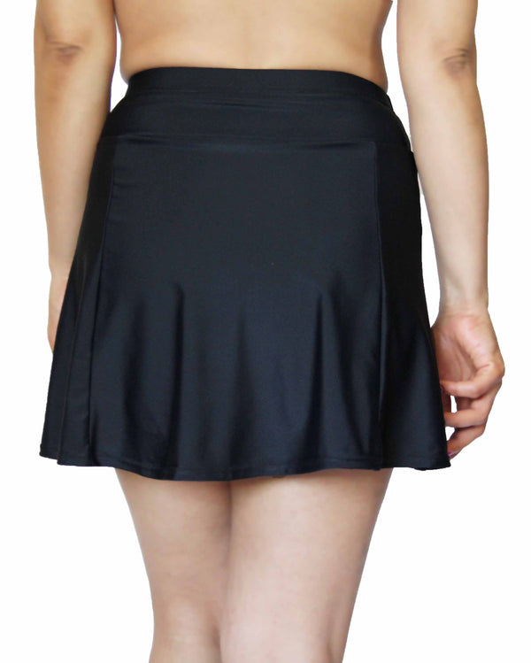 TEMA Athletics Activewear Swim Skirt