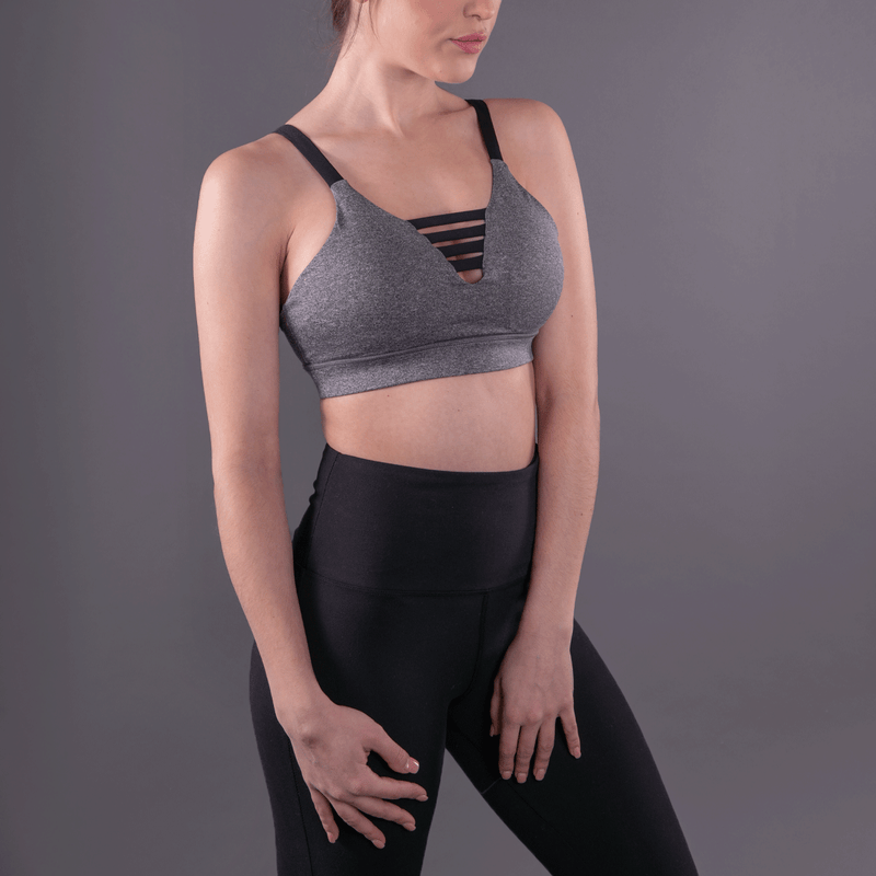 TEMA Athletics Dreamer Unleashed Strappy Bra