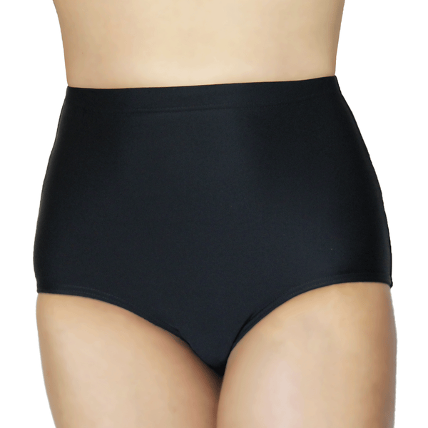 TEMA Athletics Plus Size Retro Swim Bottom