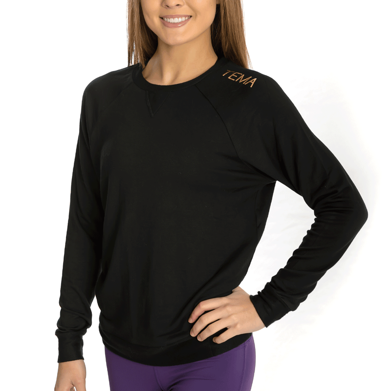 TEMA Athletics Soft Pullover Sweater