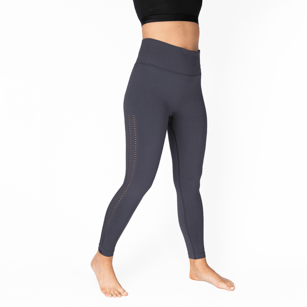 TEMA Athletics High Waist Drop Needle Leggings