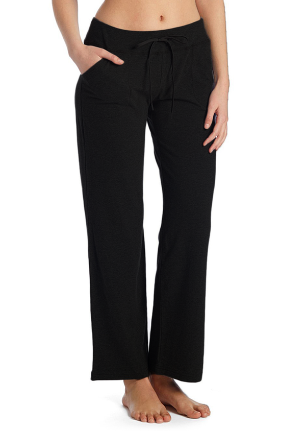 TEMA Athletics - Black Om Relaxed Pants