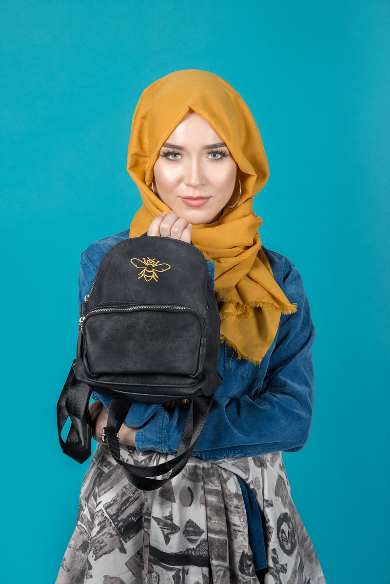 SOLD OUT - Bee Bag - Black