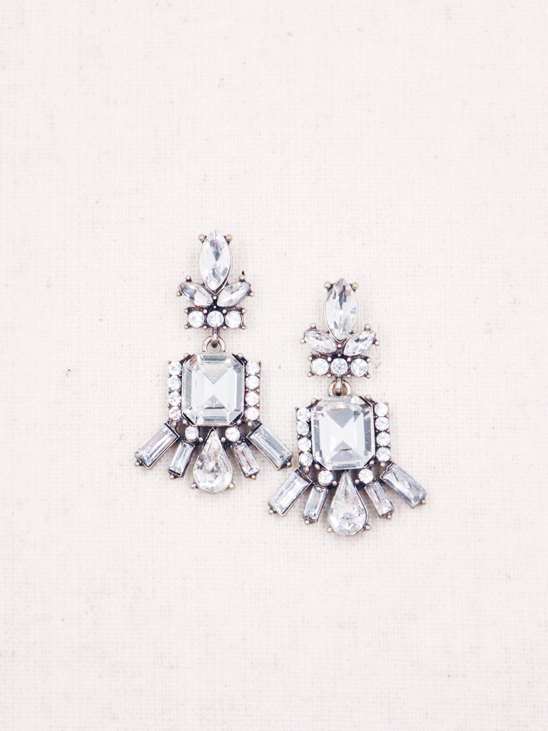 Kokua Crystal Earrings