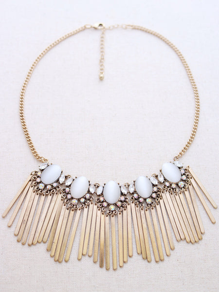 Hauoli Statement Necklace