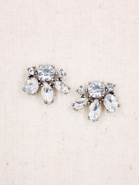 Lelekea Crystal Earrings