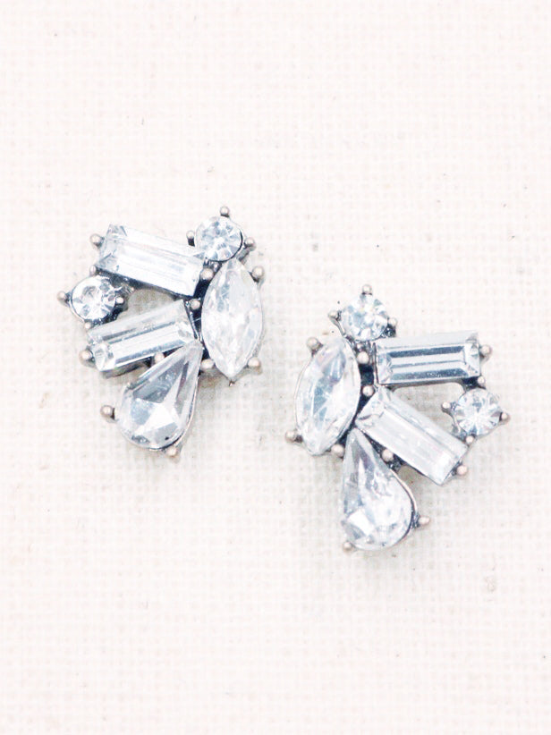 Kaawa Crystal Earrings