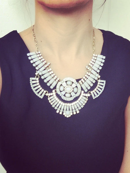 Ainaloa Statement Necklace