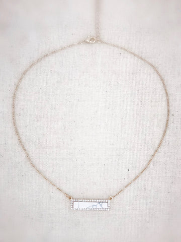 Makolea Bar Necklace