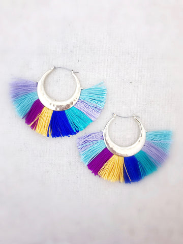 Paia Tassel Earrings