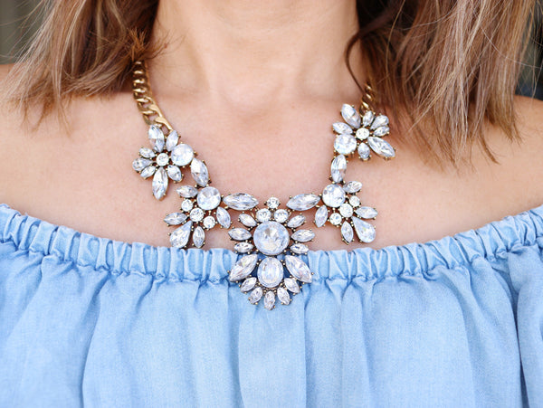 Keauhou Statement Necklace
