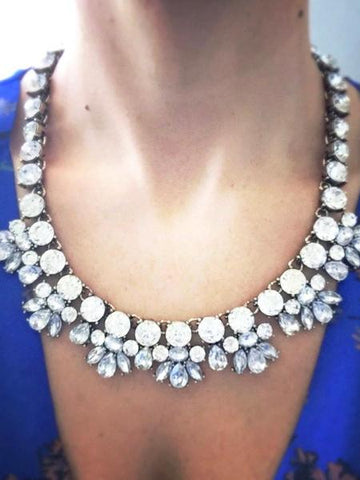 Kealia Crystal Necklace