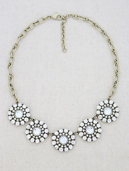 Makena Statement Necklace