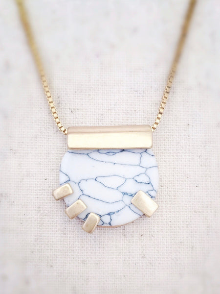 Mililani Pendant Necklace