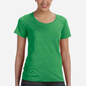 Ladies' Scoopneck T-Shirt (391)